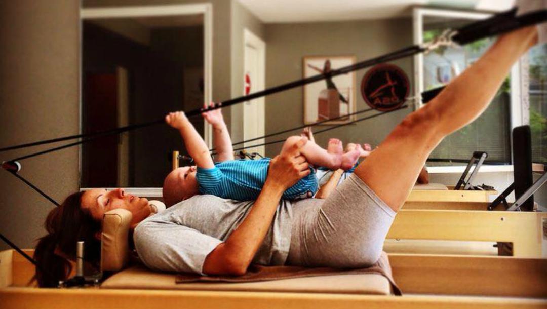 Pilates Equipment Training Classes