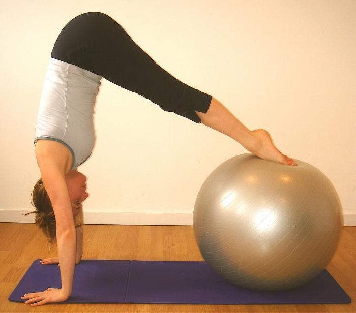 Pilates tools and accessories for making pilates at home